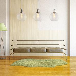 ALTAVOLA DESIGN LA035/P_chrom Závěsná světla