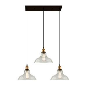 ALTAVOLA DESIGN LA040/CL3_clear Závěsná světla