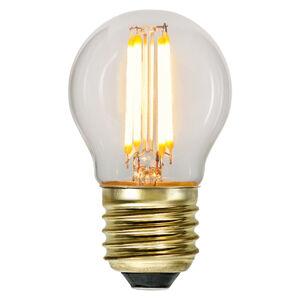 STAR TRADING LED žárovka E27 4W Soft Glow 2 100K 3x stmívač