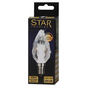 Best Season E14 4W 840 LED svíčková žárovka