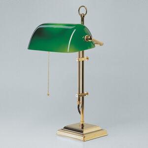 Berliner Messinglamp W2-99gr P Stolní lampy kancelářské