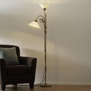 Berliner Messinglamp T8T4ST02-38 op B Stmívatelné stojací lampy