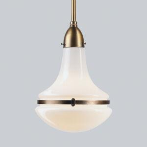 Berliner Messinglamp PS49-145 op+146 op B Závěsná světla