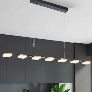 BOPP Bopp Quad LED závěsné světlo 7 zdrojů černé/zlaté