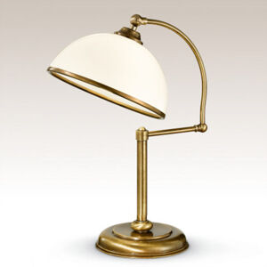 Cremasco 386/1LA-VE2-BI Stolní lampy