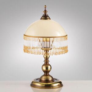 Cremasco 4071/1LU-BRSF Stolní lampy