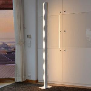 Eco-Light LED-WAVE-PT wh Stojací lampy