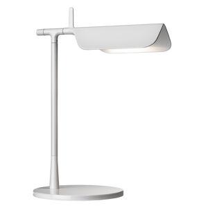 FLOS Stolní lampa LED FLOS Tab T, bílá
