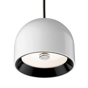FLOS FLOS Wan S - bílá závěsná lampa