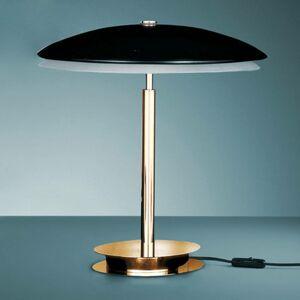 Fontana Arte Fontana Arte 2280 - stolní lampa v černé