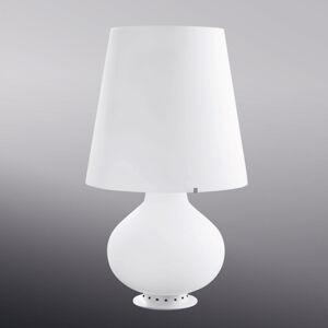 Fontana Arte F185310100BINE Stolní lampy