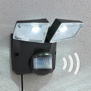 Lindby 4018158 Solární lampy s pohybovým čidlem