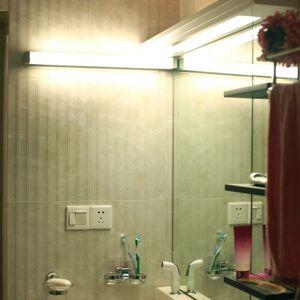 G & L HANDELS GMBH LED osvětlení zrcadla 512, 4 000 K, 35cm, stříbrné