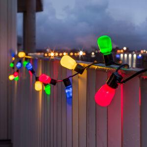 Konstmide CHRISTMAS 2387-520 Venkovní party světla