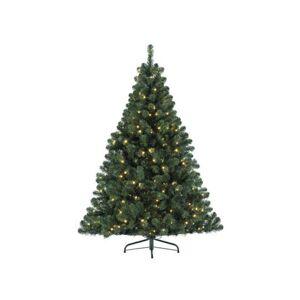 Kaemingk LED strom Imperial vnitřní použití, zelená, 120 cm