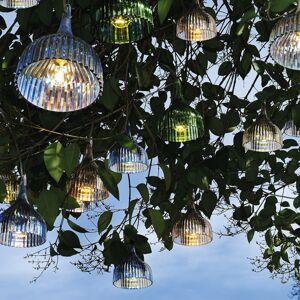 Kartell Kartell É - závěsné světlo s LED, zelená