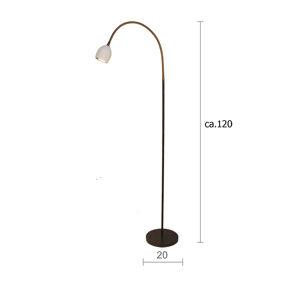 Menzel PVM5FLEX1-828 Stojací lampy