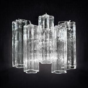 Novaresi 2500/A chrome clear Nástěnná svítidla
