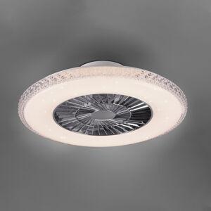 Reality Leuchten R62412106 Stropní ventilátory se světlem