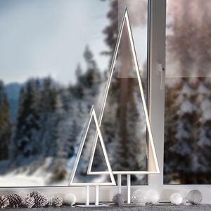 Sompex LED dekorativní světlo Pine hliník 100 cm