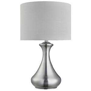 Searchlight EU2750SS Stolní lampy na noční stolek