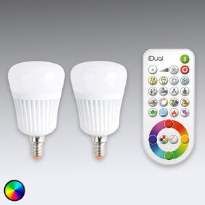 iDual 140143082 LED žárovky