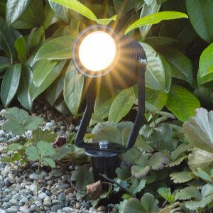 Heitronic 500031 Zemní svítidlo s bodcem