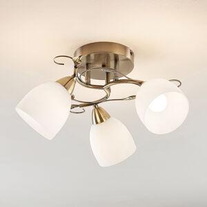 Lindby Lindby Thaddeus stropní světlo, 3žár, výška 27 cm