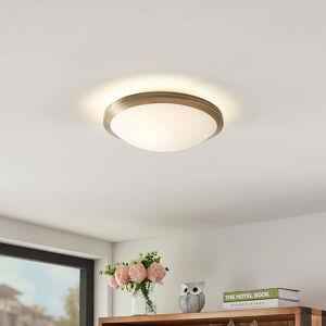 Lindby Lindby Ummi stropní světlo, mosaz antik