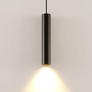 Arcchio Arcchio Ejona závěsné světlo, výška 35 cm, černá