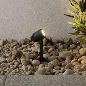 Lampenwelt.com 9934012 Zemní svítidlo s bodcem