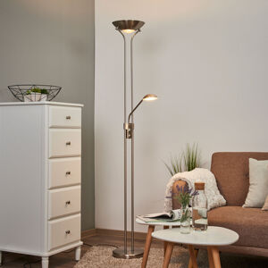 Lindby LED svítidlo Josefin s lampou na čtení
