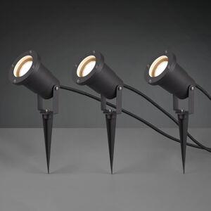Trio Lighting Zemní svítidlo s bodcem