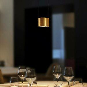 BANKAMP BANKAMP Impulse LED závěsné světlo 1zdroj zlatá