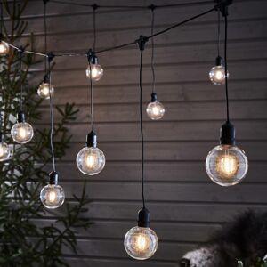Markslöjd Garden 24 LED světelný řetěz Deco, startér, trafo