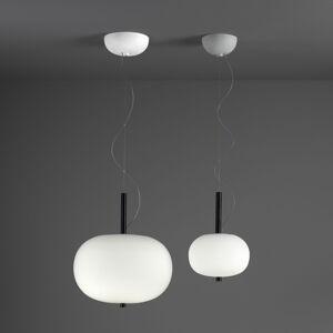 GROK Grok Ilargi LED závěsné světlo tmavé Ø 24 cm