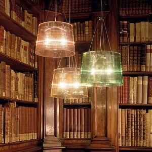 Kartell Kartel Gé LED závěsné světlo, zelená