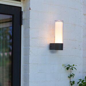 Eco-Light LED venkovní nástěnné světlo Dropa, RGBW smart