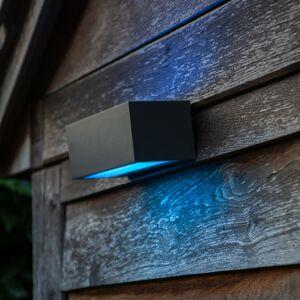 Eco-Light LED venkovní nástěnné světlo Gemini RGBW smart