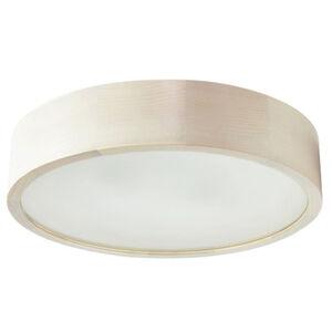EULUNA LED stropní světlo Cleo, Ø 28 cm, bílá