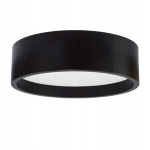 EULUNA LED stropní světlo Deep, Ø 38 cm, černá