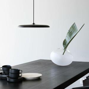 Nordlux LED závěsné světlo Artist, Ø 40 cm, černá