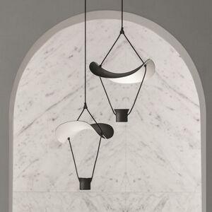Masiero LED závěsné světlo Vollee S1 P, 44 cm, up, černá