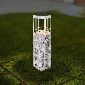 Globo LED solární světlo 36644 s kovovým výpletem