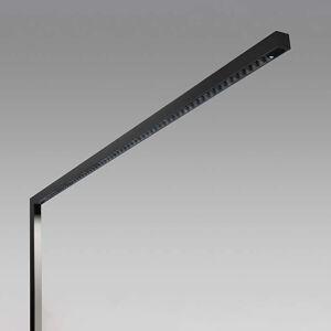 Molto Luce LED stojací lampa Lens 3000K černá