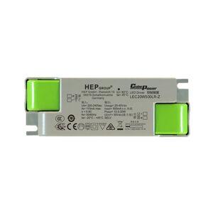 HEP LEC20W500LR-Z Zdroje konstantního napětí