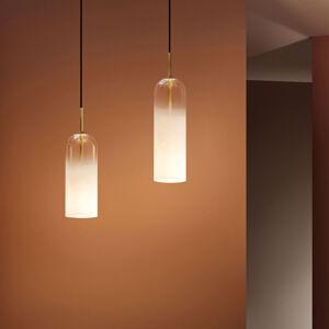 LEDS-C4 LEDS-C4 Glam závěsné světlo sklo bílé výška 38,5cm