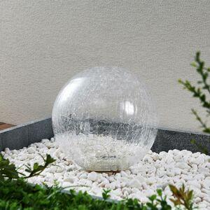 Lindby Lindby Feodoria solární zapichovací světlo Ø 25 cm