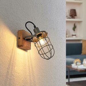 Lindby Lindby Serima nástěnné světlo klecové stínidlo