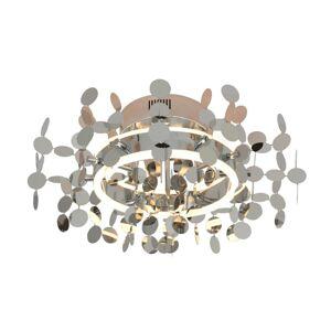 Lucande Lucande Glimmo LED stropní světlo, chrom